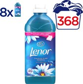 Lenor Parfumelle Zeebries Wasverzachter - 368 Wasbeurten - Voordeelverpakking 8x1150ml