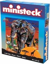 Ministeck Afrikaanse Olifant