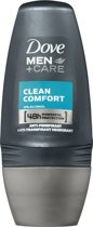 Dove Deoroller For Men Clean Comfort 50ml