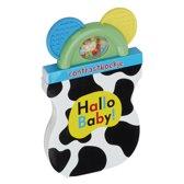 Boek cover Hallo baby! Contrastboekje van Diverse auteurs