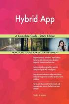 Hybrid App a Complete Guide - 2020 Edition
