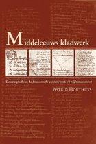 Middeleeuwse studies en bronnen 117 - Middeleeuws kladwerk