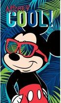 Disney Mickey Mouse Cool - Strandlaken - 70 x 120 cm - Multi