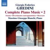Ghedini: Compl.Piano Music 2