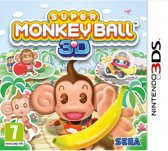 Super Monkey Ball 3D - 2DS + 3DS