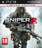 Sniper, Ghost Warrior 2 (Limited Edition)  PS3