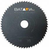 Racer HSS zaagblad 60t ∅70mm - 2 stuks 7061498 Batavia
