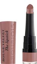 Bourjois Rouge Velvet The Lipstick - 13 Nohalicious - Bruin/Rose