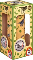 Puzzle Tower children, Dinosaurs Breinbreker