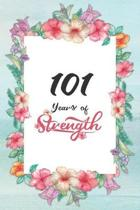 101st Birthday Journal