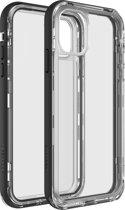 LifeProof Next case voor Apple iPhone Fossil - Zwart