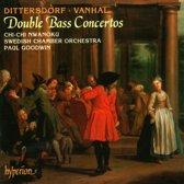 Vanhal & Von Dittersdorf: Doubie Bass Concertos