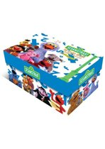 Sesamstraat Shoebox..