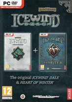 Icewind Dale + Heart of Winter (Add-On) (DVD-Rom) - Windows