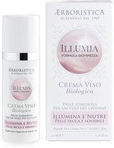 100% biologische gezichtscrème (droge en gevoelige huid)