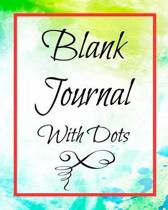 Blank Journal with Dots