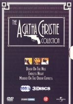 Agatha Christie Box (3DVD)