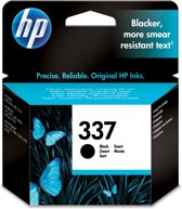 HP 337 - Inktcartridge / Zwart (C9364EE)