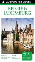 Capitool reisgids - België en Luxemburg