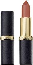 L'Oréal Paris Color Riche Matte Lippenstift - 636 Mahogany Studs