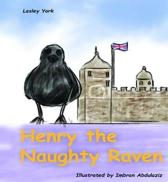 Henry the Naughty Raven