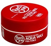 Red One Red Aqua Hair Wax - 150 ml