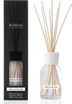 Millefiori Milano Natural geurstokjes White Mint & Tonka