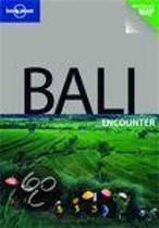 Lonely Planet Bali Encounter (with map)