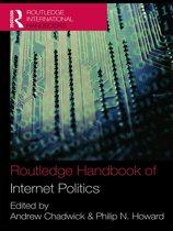 Routledge Handbook of Internet Politics