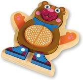 Happy Puzzle! BEER - Houten speel&leer puzzel