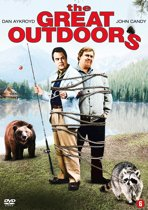 DVD cover van The Great Outdoors