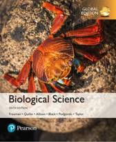 Biological Science, plus MasteringBiology with Pearson eText, Global Edition