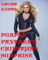 Purple Panther's Christmas Surprise