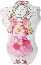 Beddinghouse Kids Birthday Fairy - sierkussen - 42x27 cm - Roze