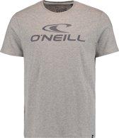 O'Neill LM Sportshirt - Maat M  - Mannen - grijs