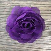 Leuke bloem (roos) op Clip - Paars