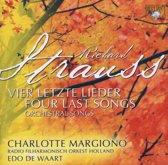 Vier Letzte Lieder, Orchesterlieder