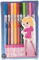 Top Model 10 Viltstiften