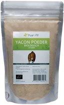 Yacon poeder, biologisch (250g - Puur&Fit)