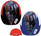 Star Wars pet rood maat 52