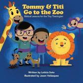Tommy and Titi Go to the Zoo