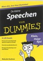 Voor Dummies - De kleine Speechen voor Dummies