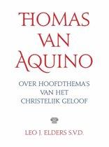 Studia Rodensia 8 - Thomas van Aquino. Over hoofdthema's van het christelijk geloof