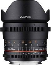 Samyang 16mm T2.6 VDSLR ED AS UMC Nikon