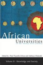 African universities in the twenty-first Century
