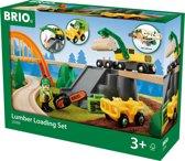 BRIO Treinset boswerker - 33789