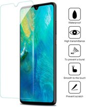 Epicmobile - Huawei P Smart 2019 Screenprotector - Tempered Glass – Gehard Glas 9H