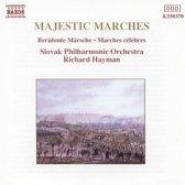 Majestic Marches / Hayman, Slovak Philharmonic Orchestra