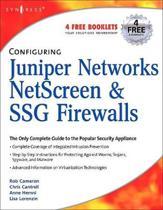 Configuring Juniper Networks NetScreen and SSG Firewalls