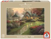 Schmidt Puzzel Make a Wish Cottage 1000 stukjes